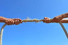 نتایج مسابقات طناب کشی