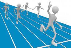 مسابقات دانشجویی دو سرعت